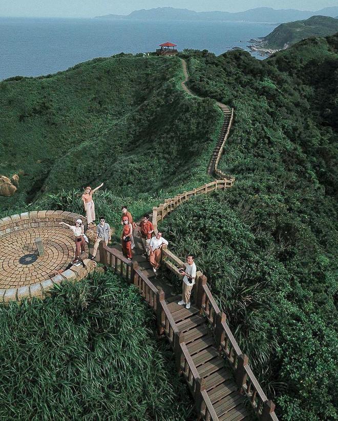 Phát hiện Vạn Lý Trường Thành phiên bản thu nhỏ ngay tại Đài Loan, được giới travel blogger thuộc nằm lòng - ảnh 11