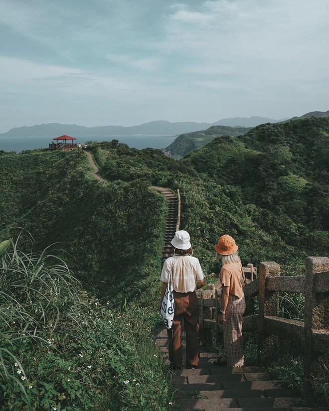 Phát hiện Vạn Lý Trường Thành phiên bản thu nhỏ ngay tại Đài Loan, được giới travel blogger thuộc nằm lòng - ảnh 12