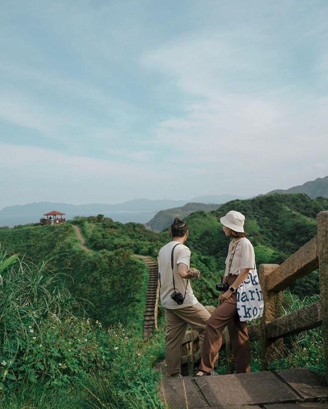 Phát hiện Vạn Lý Trường Thành phiên bản thu nhỏ ngay tại Đài Loan, được giới travel blogger thuộc nằm lòng - ảnh 13