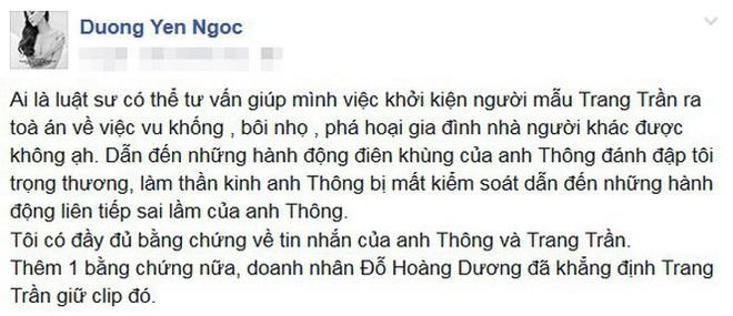 Chơi Facebook như Dương Yến Ngọc: Hết bắt mạch online phán Nam Em trầm cảm, lại trổ tài xem tướng cho Việt Anh khi thẩm mỹ - ảnh 7