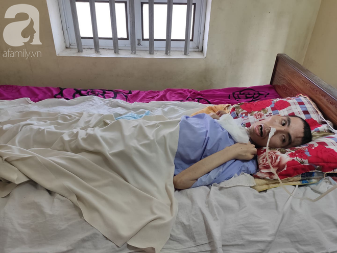 Con trai sắp lấy vợ bị tai nạn nằm một chỗ, người mẹ già ngã quỵ khi tiếp tục biết chồng ung thư mà không đủ tiền chữa - ảnh 3