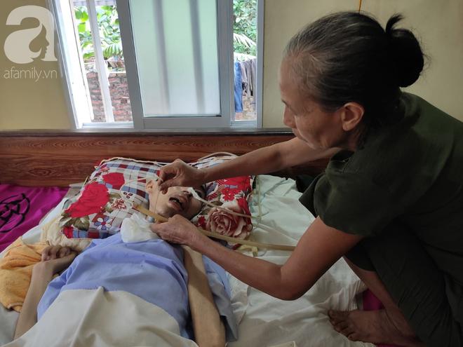 Con trai sắp lấy vợ bị tai nạn nằm một chỗ, người mẹ già ngã quỵ khi tiếp tục biết chồng ung thư mà không đủ tiền chữa - ảnh 5