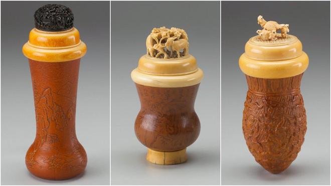 Muôn hình vạn trạng về lồng nhốt dế Trung Hoa cổ xưa: Những tạo tác tuyệt vời của nhân loại - ảnh 6