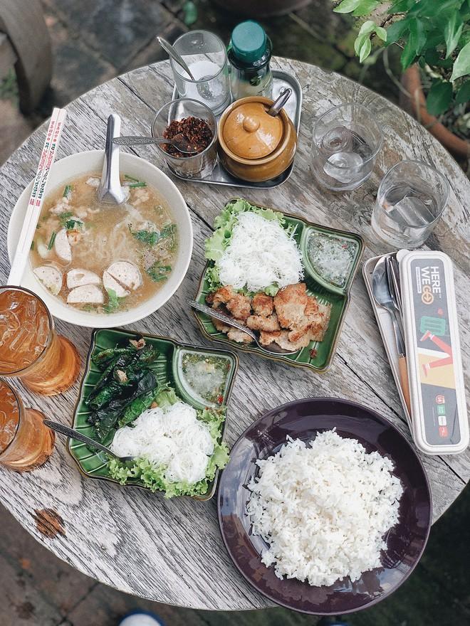 Tinh hoa ẩm thực Việt hội tụ: gỏi cuốn, bánh mì, phở Việt, cà phê sữa đá... có đủ trên bản đồ ăn ngày 2 của Top 10 Here We Go 2019 - ảnh 24