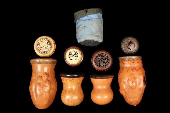 Muôn hình vạn trạng về lồng nhốt dế Trung Hoa cổ xưa: Những tạo tác tuyệt vời của nhân loại - ảnh 4