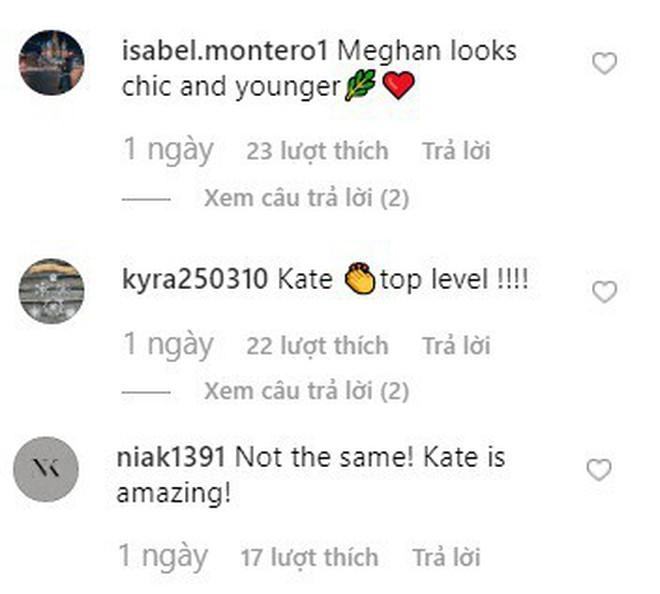 """Không ngừng bị chỉ trích về trang phục như """"tát nước vào mặt"""", Meghan Markle phải chịu bất công quá lớn so với công nương Kate - ảnh 3"""