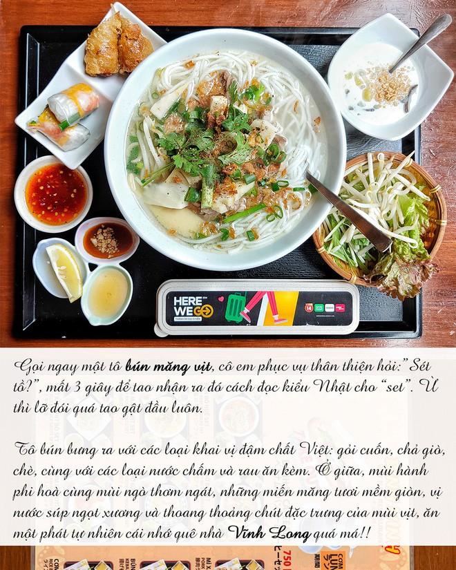 Tinh hoa ẩm thực Việt hội tụ: gỏi cuốn, bánh mì, phở Việt, cà phê sữa đá... có đủ trên bản đồ ăn ngày 2 của Top 10 Here We Go 2019 - ảnh 3