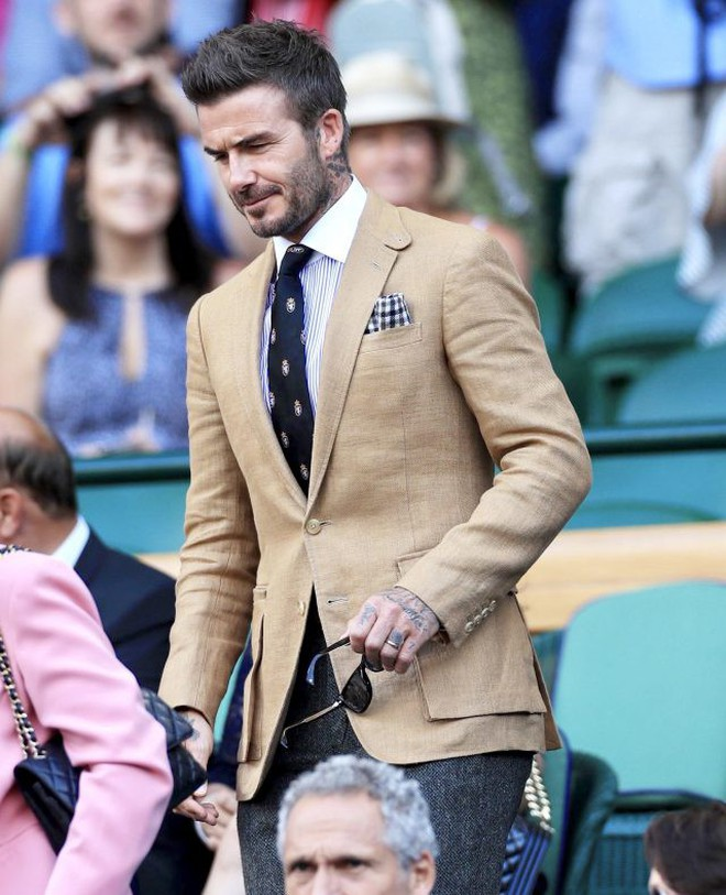 Chuyện nhà Beckham: độ bố không độ con là có thật! - ảnh 6