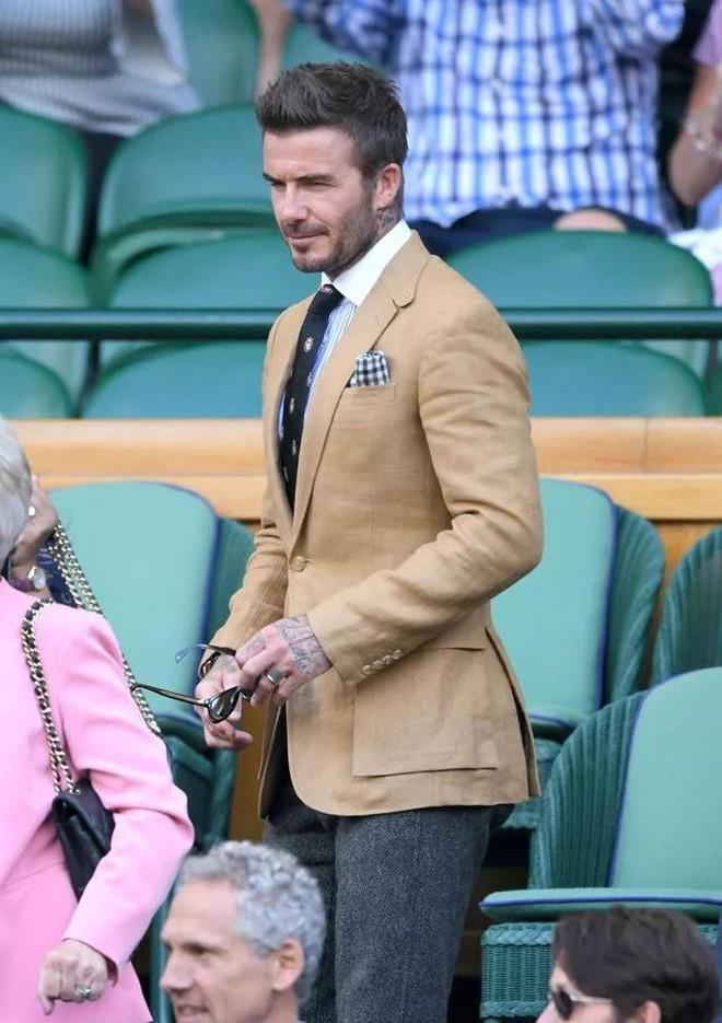Chuyện nhà Beckham: độ bố không độ con là có thật! - ảnh 10