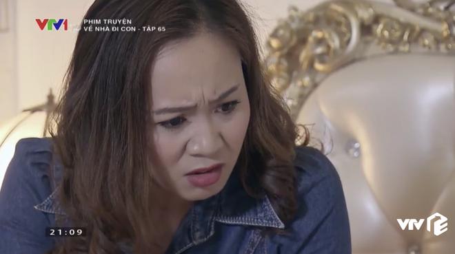 Về Nhà Đi Con tập 65: Vũ ngồi nghe Nhã kể chuyện, Quang kéo bè đến nhà bố Sơn livestream Mẹ Yêu - ảnh 11