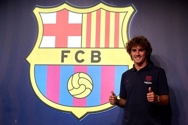 Về Barcelona rồi, bom tấn 120 triệu euro Antoine Griezmann biết đá ở đâu? - ảnh 6