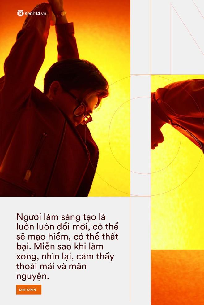 Producer Onionn: Nếu một ngày chất xám không còn dồi dào, mình sẽ khuyên Sơn Tùng tìm một nhà sản xuất khác - Ảnh 4.