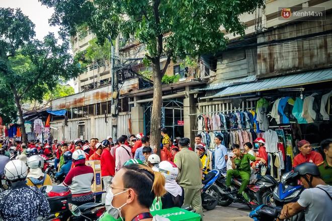 Đại diện Go-Viet lên tiếng khi hàng trăm tài xế ở Sài Gòn tắt app, tập trung đình công phản đối chính sách mới - ảnh 7