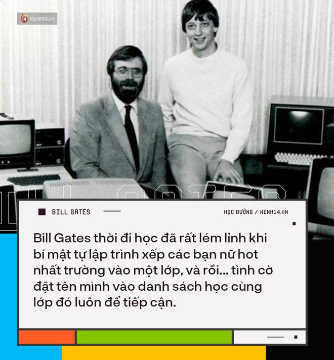 Người trẻ đua nhau bỏ học Đại học để thành tỷ phú như Bill Gates nhưng có 8 sự thật về việc học của ông không phải ai cũng biết - ảnh 3