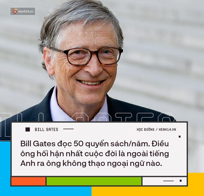Người trẻ đua nhau bỏ học Đại học để thành tỷ phú như Bill Gates nhưng có 8 sự thật về việc học của ông không phải ai cũng biết - ảnh 6