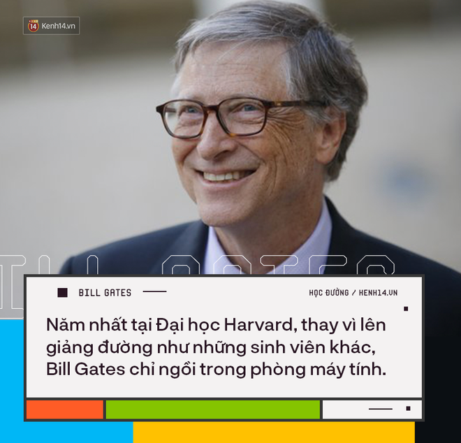 Người trẻ đua nhau bỏ học Đại học để thành tỷ phú như Bill Gates nhưng có 8 sự thật về việc học của ông không phải ai cũng biết - ảnh 5