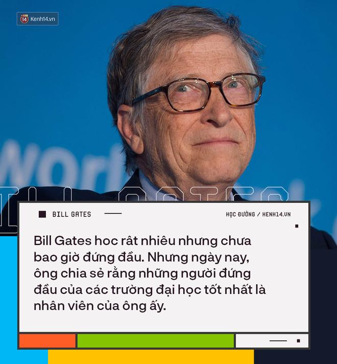 Người trẻ đua nhau bỏ học Đại học để thành tỷ phú như Bill Gates nhưng có 8 sự thật về việc học của ông không phải ai cũng biết - ảnh 7