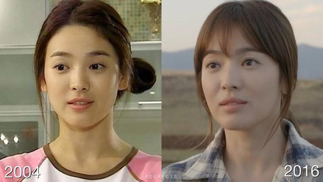 """""""Nóng trước lạnh sau"""" - bí kíp rửa mặt chống lão hóa giúp Song Hye Kyo giữ vững nhan sắc tường thành - ảnh 2"""