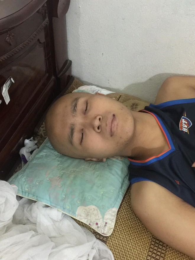 VBA đồng hành cùng bạn trẻ Nguyễn Thanh Tùng trên con đường đấu tranh với căn bệnh ung thư quái ác - ảnh 4