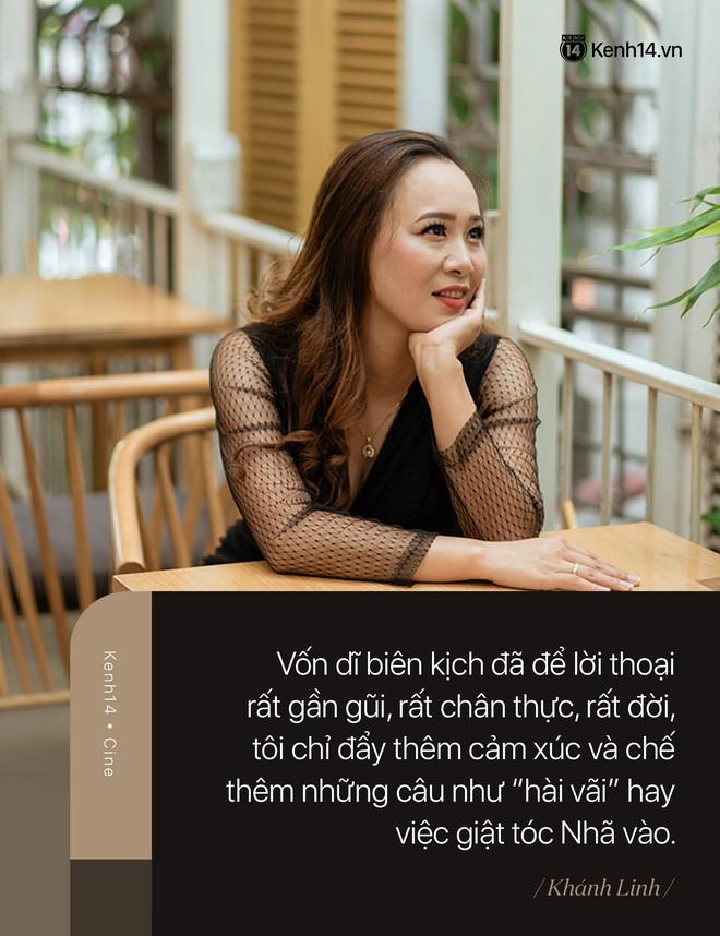 Cô bạn thân ai cũng muốn có trong đời - Linh (Về nhà đi con): Không có tình thì phải có tiền, sống thực tế để khỏi chơi vơi! - ảnh 6