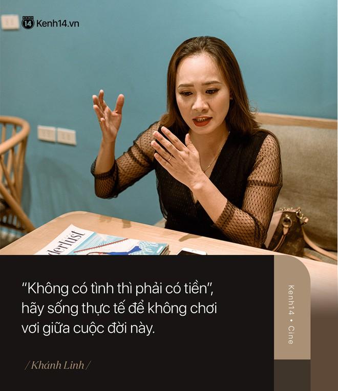 Cô bạn thân ai cũng muốn có trong đời - Linh (Về nhà đi con): Không có tình thì phải có tiền, sống thực tế để khỏi chơi vơi! - ảnh 4
