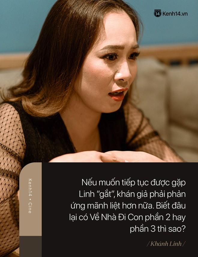 Cô bạn thân ai cũng muốn có trong đời - Linh (Về nhà đi con): Không có tình thì phải có tiền, sống thực tế để khỏi chơi vơi! - ảnh 10