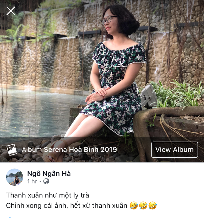 Thanh xuân như một ly trà của Dương (Về nhà đi con) thành hot trend, dân tình điên đảo áp dụng làm caption thả thính, bán hàng online - ảnh 8