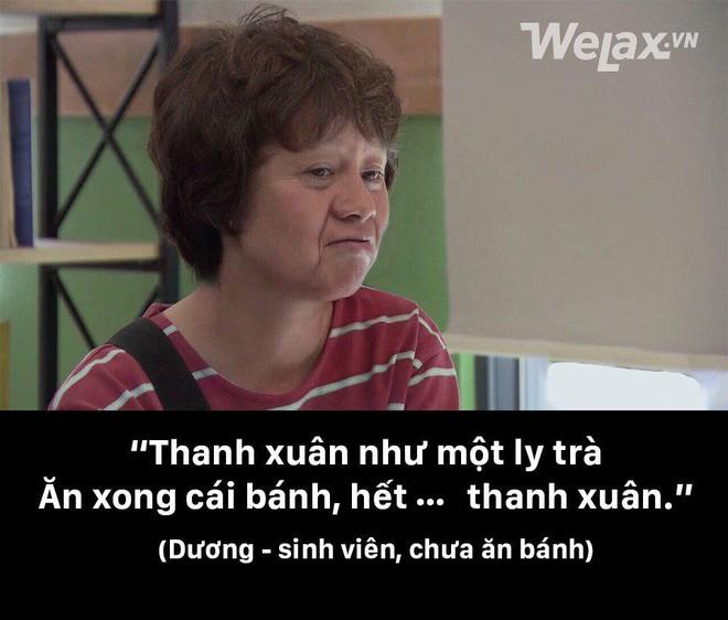 Thanh xuân như một ly trà của Dương (Về nhà đi con) thành hot trend, dân tình điên đảo áp dụng làm caption thả thính, bán hàng online - ảnh 1