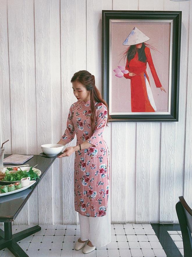 Chuyện cô gái mang chiếc áo dài Việt Nam tự tin ăn sập Bangkok của Here We Go 2019: tự hào phong vị quê hương thân thương trên đất Thái - ảnh 21