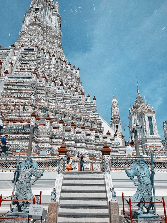 Chuyện cô gái mang chiếc áo dài Việt Nam tự tin ăn sập Bangkok của Here We Go 2019: tự hào phong vị quê hương thân thương trên đất Thái - ảnh 34