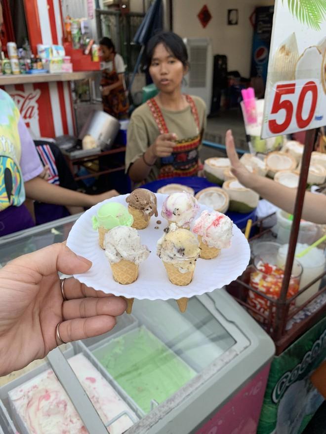Chuyện cô gái mang chiếc áo dài Việt Nam tự tin ăn sập Bangkok của Here We Go 2019: tự hào phong vị quê hương thân thương trên đất Thái - ảnh 38