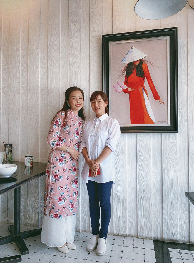 Chuyện cô gái mang chiếc áo dài Việt Nam tự tin ăn sập Bangkok của Here We Go 2019: tự hào phong vị quê hương thân thương trên đất Thái - ảnh 23