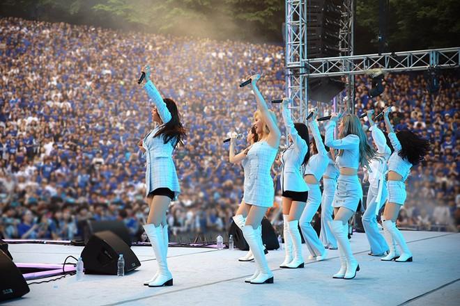 30 MV nhiều lượt xem nhất của nhà JYP: Bố Park vượt Wonder Girls, GOT7 và TWICE đấu nhau căng thẳng - ảnh 1