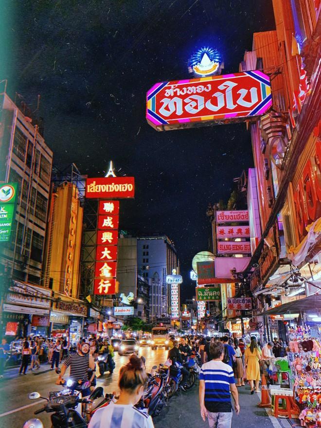 Chuyện cô gái mang chiếc áo dài Việt Nam tự tin ăn sập Bangkok của Here We Go 2019: tự hào phong vị quê hương thân thương trên đất Thái - ảnh 30