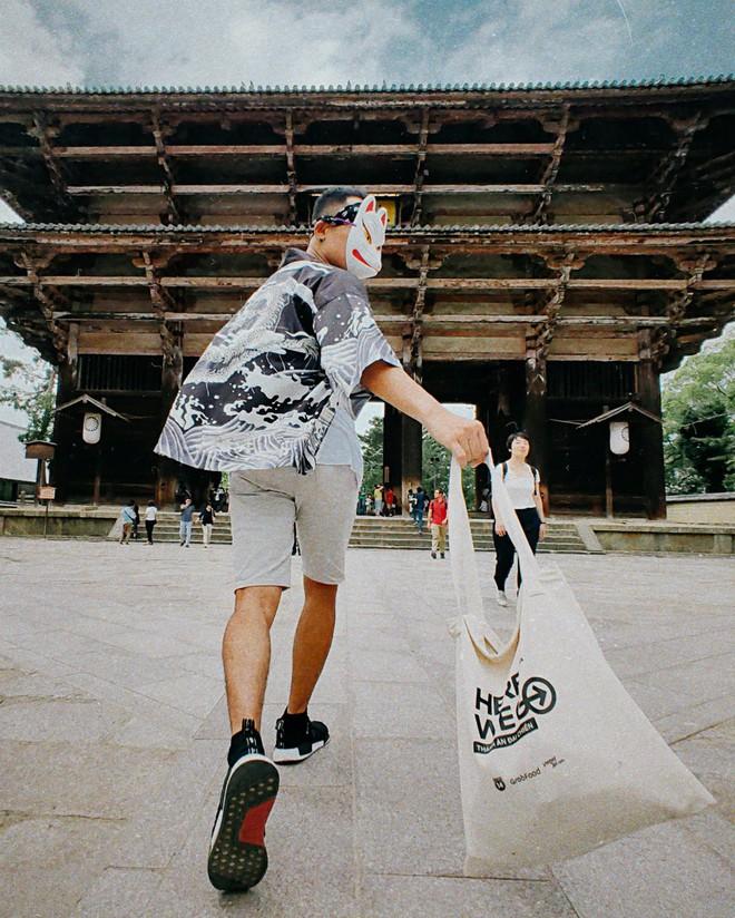Hai thí sinh một mình đến Nhật Bản trong thử thách vòng 2 Here We Go: Hành trình ẩm thực Việt ấm áp tình đồng hương - ảnh 12