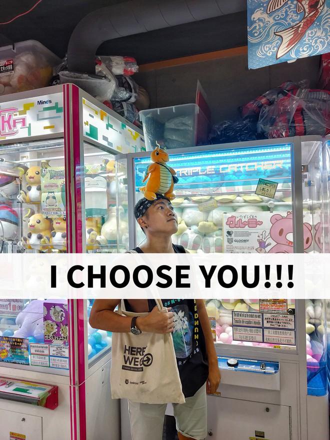 Hai thí sinh một mình đến Nhật Bản trong thử thách vòng 2 Here We Go: Hành trình ẩm thực Việt ấm áp tình đồng hương - ảnh 4