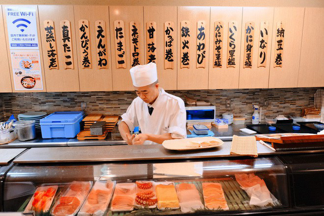 Hai thí sinh một mình đến Nhật Bản trong thử thách vòng 2 Here We Go: Hành trình ẩm thực Việt ấm áp tình đồng hương - ảnh 19
