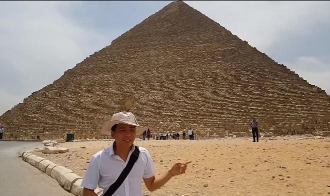 """Khoa Pug kết thúc hành trình Ai Cập trong nước mắt, xác nhận vì sao khách du lịch """"một đi không trở lại""""? - ảnh 1"""