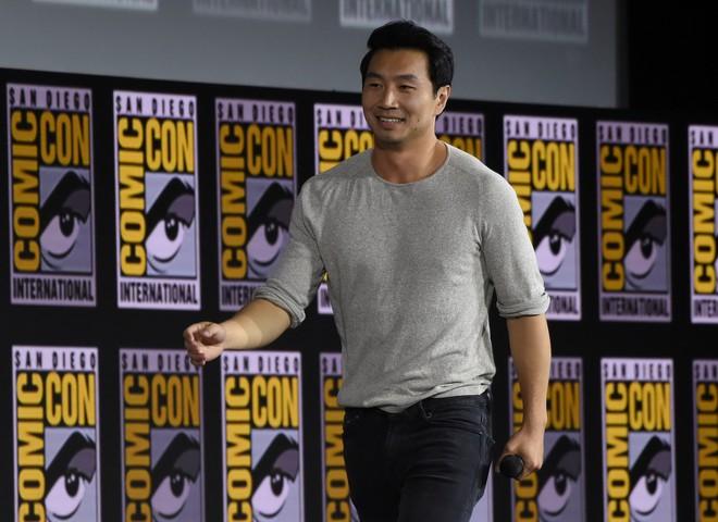 Không phải Bành Vu Yến, mỹ nam giành suất trở thành siêu anh hùng Trung Quốc đầu tiên của Marvel gây sốt với body 8 múi - Ảnh 4.