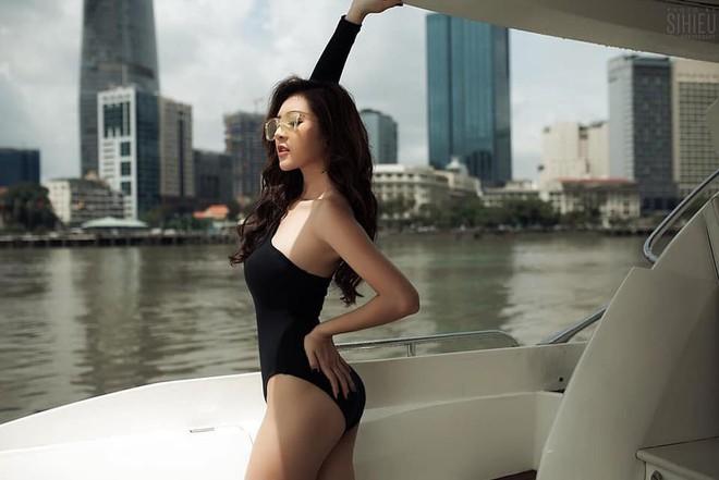 Dàn thí sinh nóng bỏng ghi danh Hoa hậu Hoàn vũ Việt Nam 2019, mỹ nhân nào sẽ tiếp bước H'Hen Niê trên trường quốc tế? - ảnh 8
