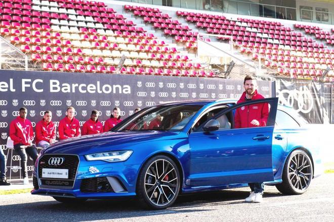 Messi và dàn sao Barca phải  trả lại hàng loạt xế xịn vì lý do này - ảnh 1