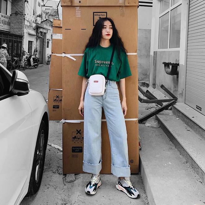 Street style giới trẻ Việt tuần qua: không chỉ đỉnh ở khoản lên đồ mà còn đỉnh ở cả dáng pose chất hơn nước cất - ảnh 4