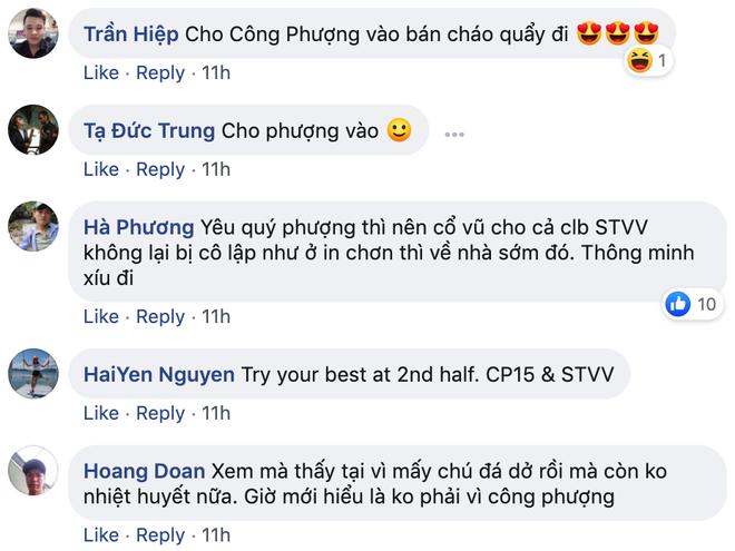 Fan Việt lại làm loạn fanpage Sint-Truidense V.V, bị gọi là những kẻ lố bịch cuồng tín Công Phượng - ảnh 2