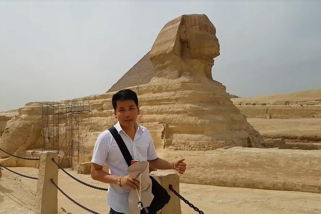 """Khoa Pug kết thúc hành trình Ai Cập trong nước mắt, xác nhận vì sao khách du lịch """"một đi không trở lại""""? - ảnh 2"""