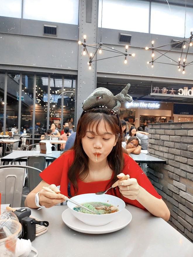 Có một Thái Lan trong veo với trời xanh ngắt cùng các món ăn đầy màu sắc qua ống kính của thí sinh Here We Go 2019 - ảnh 14