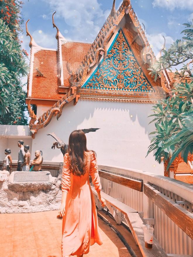 Có một Thái Lan trong veo với trời xanh ngắt cùng các món ăn đầy màu sắc qua ống kính của thí sinh Here We Go 2019 - ảnh 20