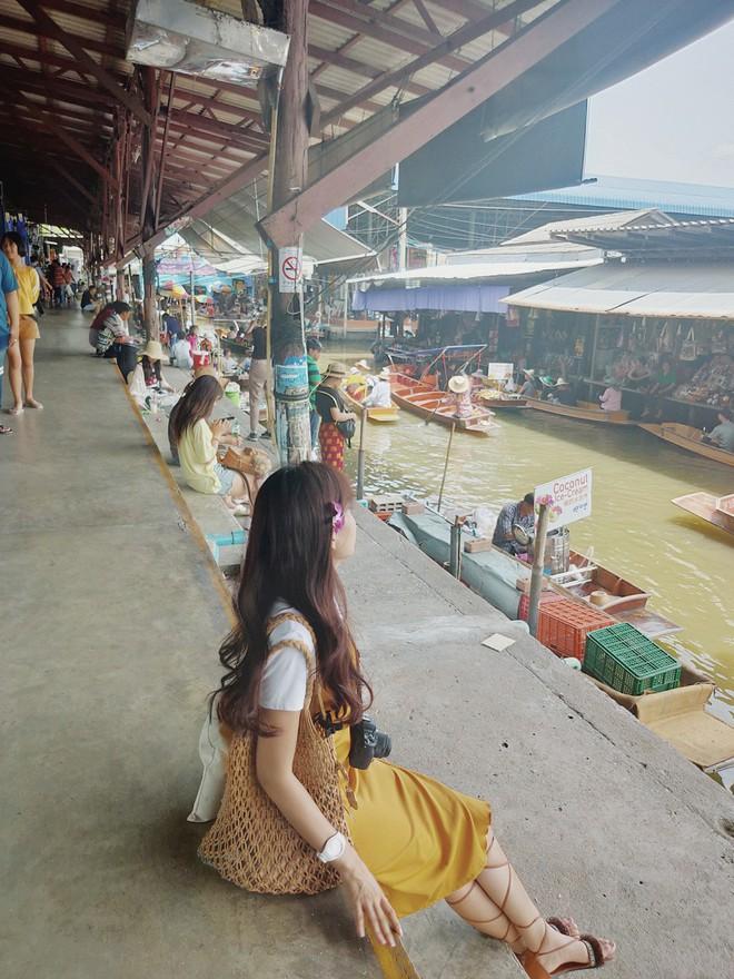 Có một Thái Lan trong veo với trời xanh ngắt cùng các món ăn đầy màu sắc qua ống kính của thí sinh Here We Go 2019 - ảnh 21