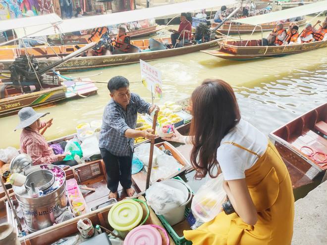 Có một Thái Lan trong veo với trời xanh ngắt cùng các món ăn đầy màu sắc qua ống kính của thí sinh Here We Go 2019 - ảnh 22