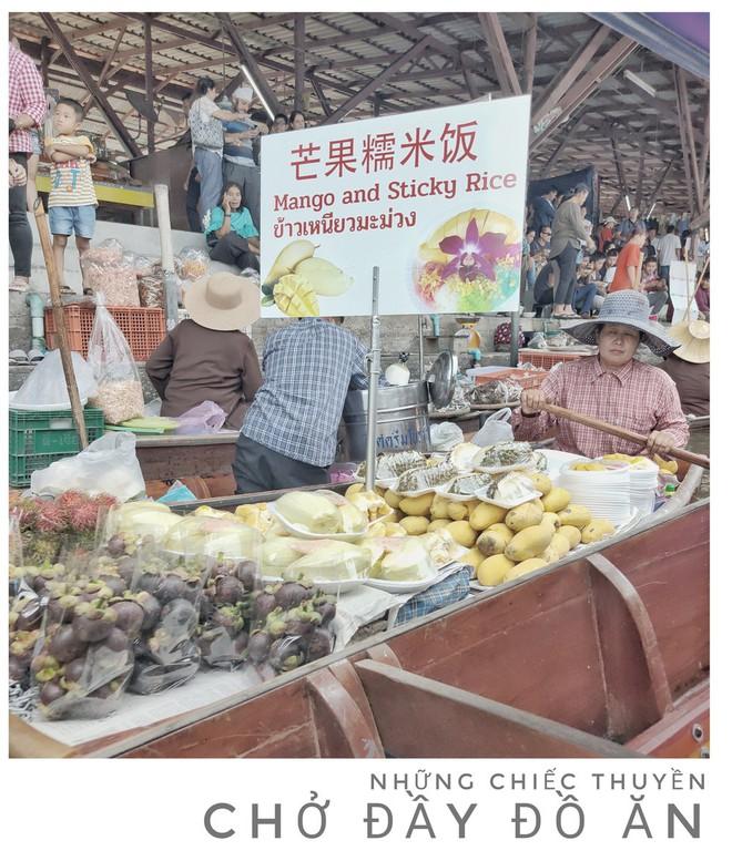 Có một Thái Lan trong veo với trời xanh ngắt cùng các món ăn đầy màu sắc qua ống kính của thí sinh Here We Go 2019 - ảnh 23