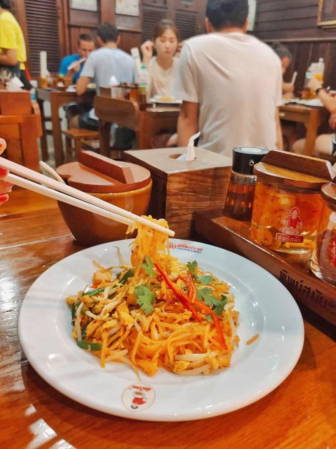 Có một Thái Lan trong veo với trời xanh ngắt cùng các món ăn đầy màu sắc qua ống kính của thí sinh Here We Go 2019 - ảnh 2